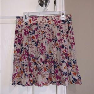 Delia's skirt!